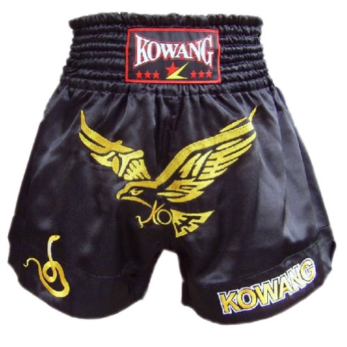 combat-arts-martiaux-kick-boxing-slip-boy-short-muay-thai-broderie-eagle-noir-taille-xxl