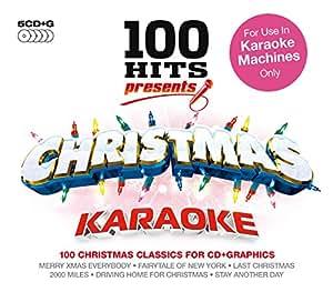 Karaoke Christmas Musical.100 Hits Presents Christmas
