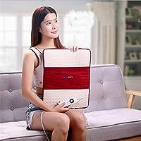 FFJTS kleine elektrische decke büro heizung stuhl pad warme knieschützer warme füße preisvergleich bei billige-tabletten.eu
