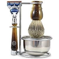 The Executive Shaving Company Finto Horn Gillette Fusion Compatibile Rasoio
