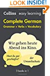 Easy Learning German Complete Grammar...