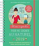 Mon agenda pour me soigner au naturel 2019