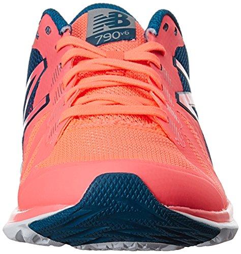 New Balance Women's 790v6 Running Shoe Guava/Castaway