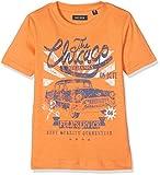 BLUE SEVEN Jungen Kl Kn T-Shirt, Orange (Karotte Orig 271), 92