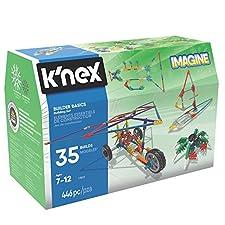 K'Nex-Grandi Giochi Builder Basic,, GG01706