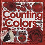 Counting Colors: A Seek and Find Book by Roger Priddy (10-Dec-2007) Board book