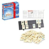 Emob Rummy Tile Board Game Family Party Travel Fun Rummikub Set
