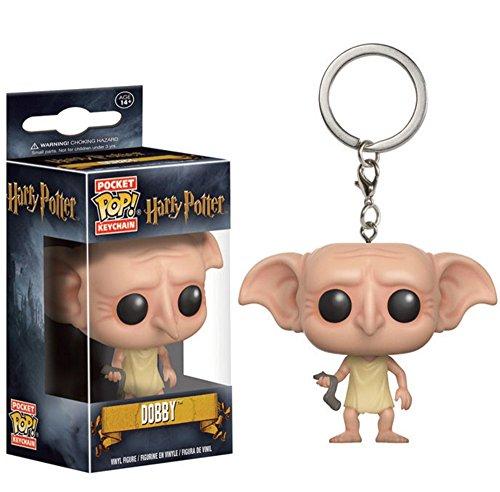 Harry Potter - Vinyl Schlüsselanhänger - Dobby Der ()