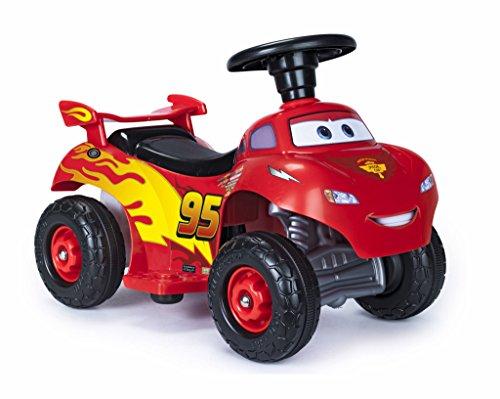 Feber – 800011148 – Véhicule Électrique – Quad Cars Flash Mcqueen 3 6V