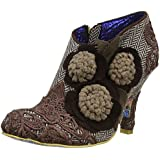 Irregular Choice Womens Cheeky Moose Boots