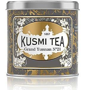 Kusmi Tea - Grand Yunnan N°21 - Boîte métal 250g