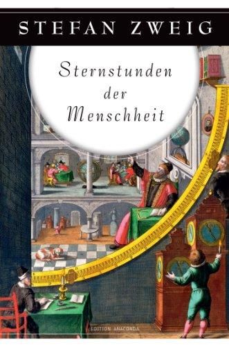 Buchseite und Rezensionen zu 'Sternstunden der Menschheit (Edition Anaconda, Lesebändchen)' von Stefan Zweig