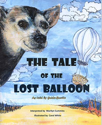 THE TALE of the LOST BALLOON: As told by Guido-Burrito (English Edition)