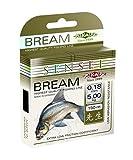 MIKADO BREAM 0.16 - 0.30 Brassen/Weißfisch Schnur, Stärke/Gewicht:0.20/5.90