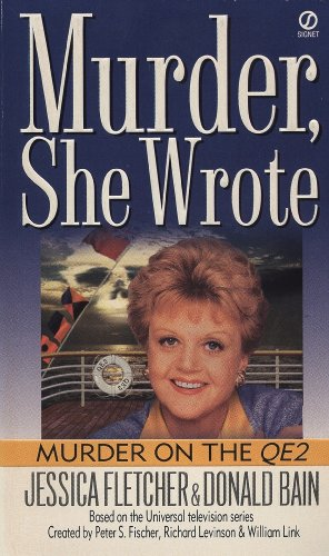 Murder, She Wrote: Murder on the QE2 (Murder She Wrote Book 9) (English Edition)