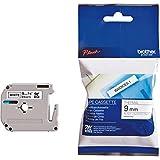 Brother MK221SBZ Cassette de Ruban 9 mm Noir sur Blanc