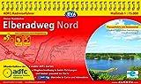 ADFC-Radreiseführer Elberadweg Nord 1:75.000 praktische Spiralbindung, reiß- und wetterfest, GPS-Tracks Download: Von