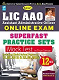 LIC AAO Online Exam Superfast Practice Sets Mock Test Including Model Solved Papers of 12.05.2013 & 22.03.2015—English - 1551