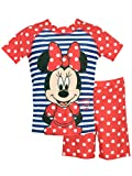 Disney Minnie Mouse - Maillot de bain deux pièces - Minnie Mouse - Fille