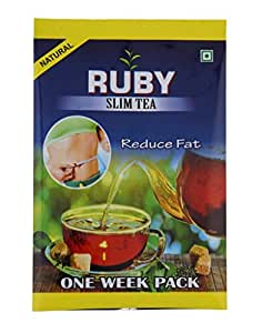 RUBY HERBAL PORODUCTS Slim Tea 50 gms