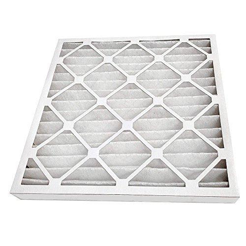AIR HANDLER 14x25x1 Pleated Air Filter, MERV 7 (Case of 12) by Air Handler - Pleated Air Filter
