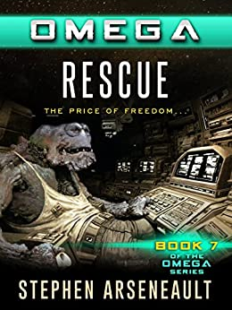 OMEGA Rescue (English Edition) di [Arseneault, Stephen]