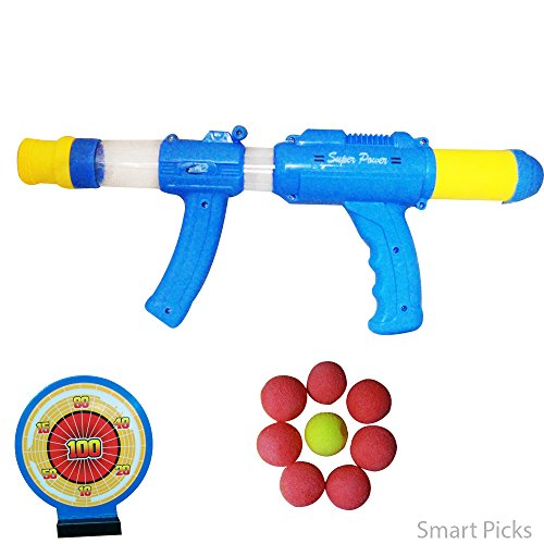 Smart Picks 45 cm long Pimp Spirit Air Gun with 8 soft bullet balls
