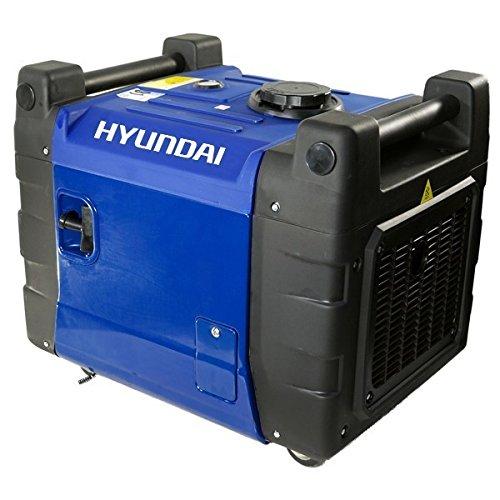 Hyundai Hy5600Sei - Generador Gasolina Inverter 3.000
