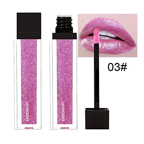 Zilosconcy Frauen Lippenstift Wasserdichte langlebige flüssige Samt Matte Makeup Lipgloss Lip Neue...
