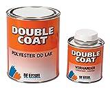 De IJssel Double Coat 2K Bootslack