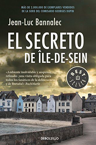 El secreto de Île-de-Sein (Comisario Dupin 5) (BEST SELLER)