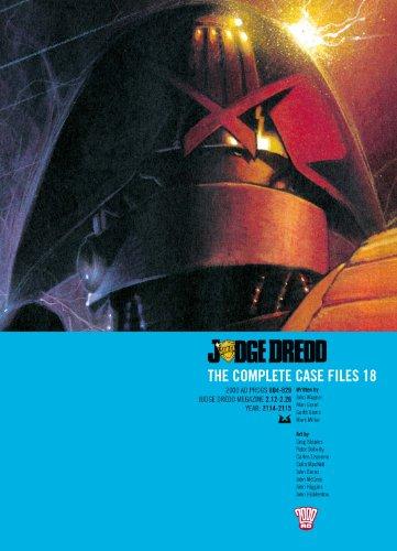 Judge Dredd: Complete Case Files