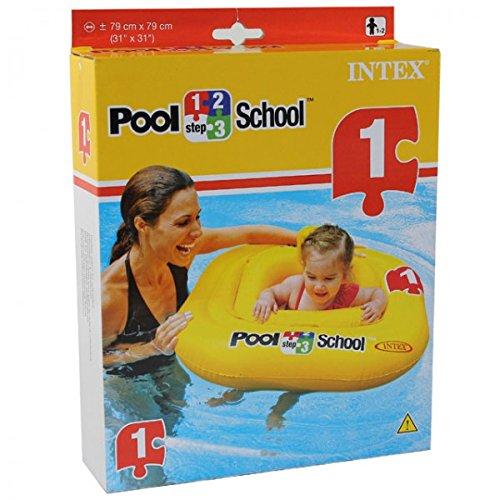 INTEX Babysicherheitsring Pool School Schwimmhilfe Baby Schwimmring Schwimmreifen Schwimmflügel NEU