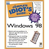 The Complete Idiot's Guide to Microsoft Windows 98 by Paul McFedries (1998-05-06)