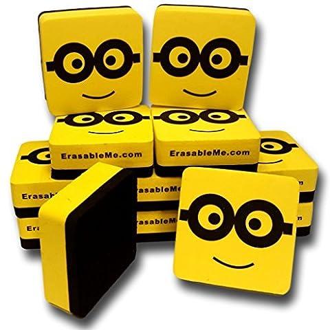 ItemMax Best Magnetic Whiteboard Dry Eraser Set   12 Pack Of 2