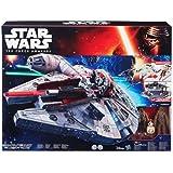 Hasbro B3678EU4 Star Wars E7 Battle-Action Millennium Falke