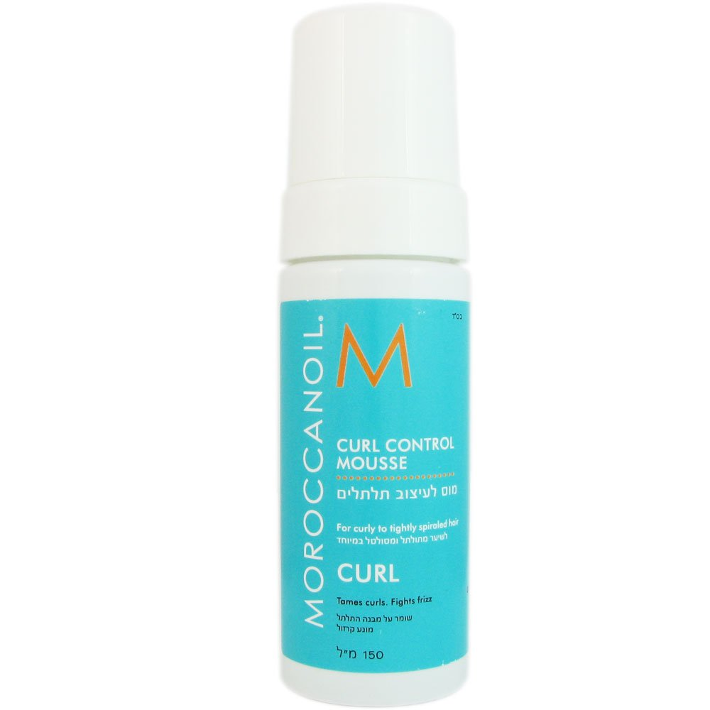 Moroccanoil locken pflegeschaum