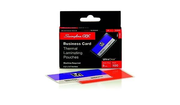 Swingline Gbc Ultraclear Thermo Laminierfolien