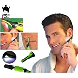NATURAL Micro Touch Max Personal Ear Nose Neck Eyebrow Hair Trimmer Remover All In One Personal Trimmer For Men...
