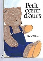 Petit coeur d'ours