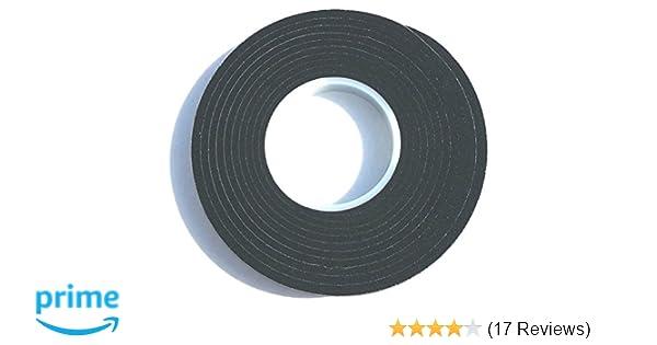 4,3 m Komprimierband 40//8 anthrazit Fugendichtband Komprimiert Quellband Kompriband Bandbreite 40mm expandiert von 8 auf 40 mm