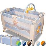 infantastic KRB02Happy Starfish Kinderreisebett