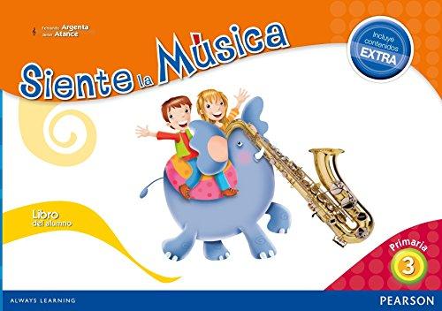 Siente La Música 3. Libro Del Alumno - Edición LOMCE - 9788420564197 por Fernando Martín de Argenta Pallarés