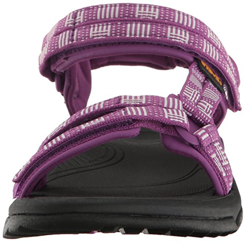 Teva Terra Fi Lite W's, Damen Sport- & Outdoor Sandalen, Blau (814 trueno blue), 36 EU (3 Damen UK) Purple