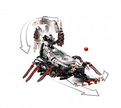 51nw0P4SGHL - LEGO Mindstorms - EV3, juguete electrónico (31313)