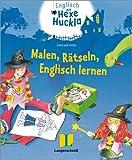 Hexe Huckla: Malen, Rätseln, Englisch lernen mit Hexe Huckla