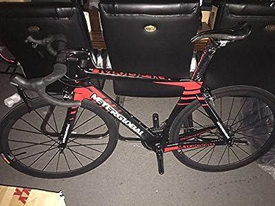 Mejor–Bicicleta de carretera de carbono 700C 38mm Clincher ruedas 11s T700+ T800de fibra de carbono marco Shimano 105Groupset 5800Racing bicicleta