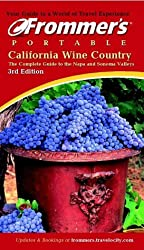 Frommer's Portable California Wine Country by Erika Lenkert (2002-04-30)