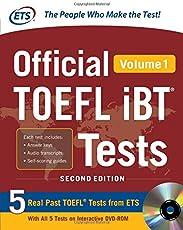 Official TOEFL IBT testes. Con DVD-ROM: 1