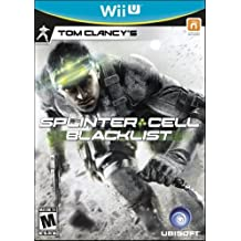 Tom Clancy's Splinter Cell Blacklist (Nintendo Wii U) By Ubisoft